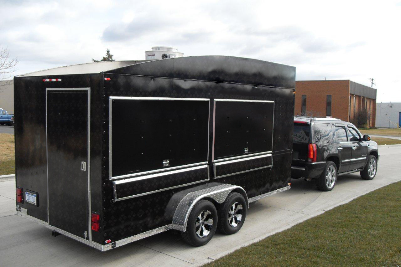 Used Trailers: Double Expandable Trailers: Single Expandable: Non ...